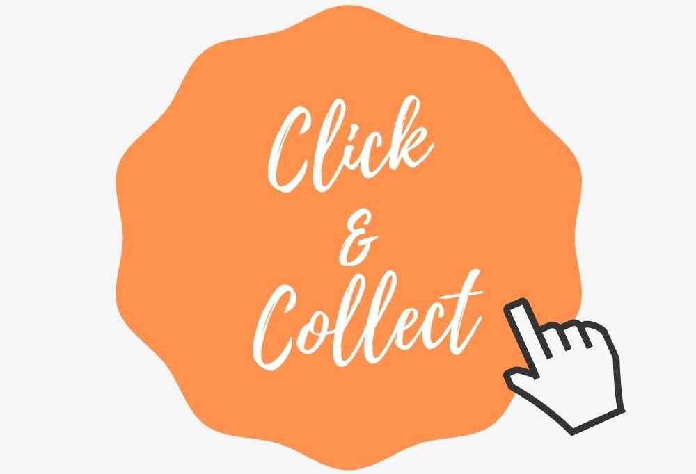 Optez pour le click & collect !